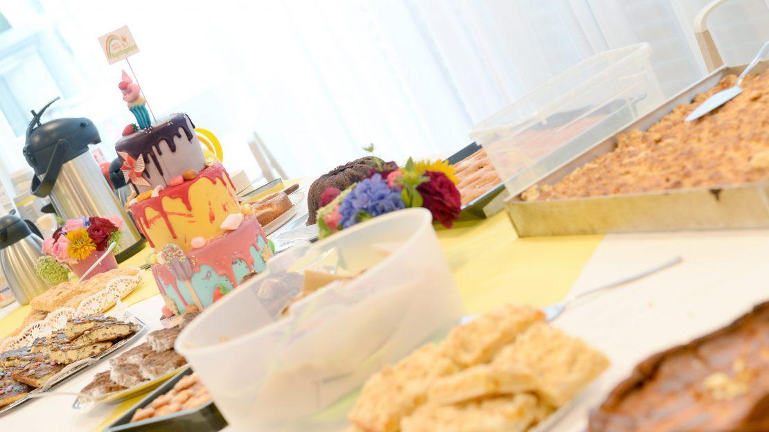 Kuchen für Müttertreffen